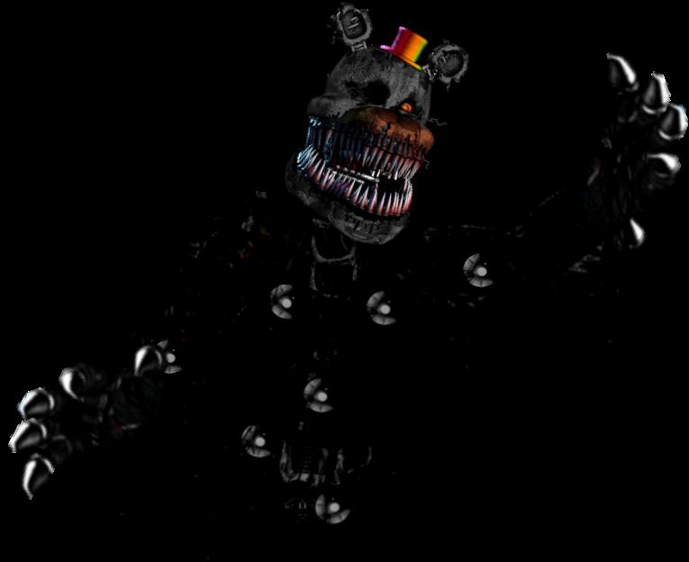 Download HD Editnightmare Molten Freddy - Nightmare Molten