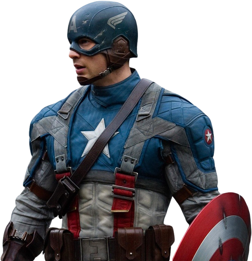 Download Hd Captain America Png Clipart El Capitan America 1 El Primer Vengador Transparent Png Image Nicepng Com