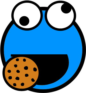 Download Hd Cookie Monster Awesome Smiley By Kreme Cc