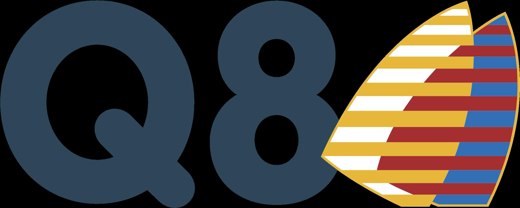 Download HD Q8 Logo Png Transparent - Kuwait Petroleum