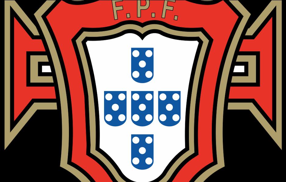 Download HD Federacion Portuguesa De Futbol Logo Vector