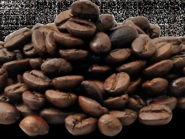 Download HD Coffee Beans Clipart Chocolate Bean - Coffee