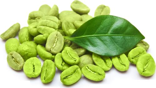 Download Hd Green Coffee Bean Powder Green Coffee Bean Png