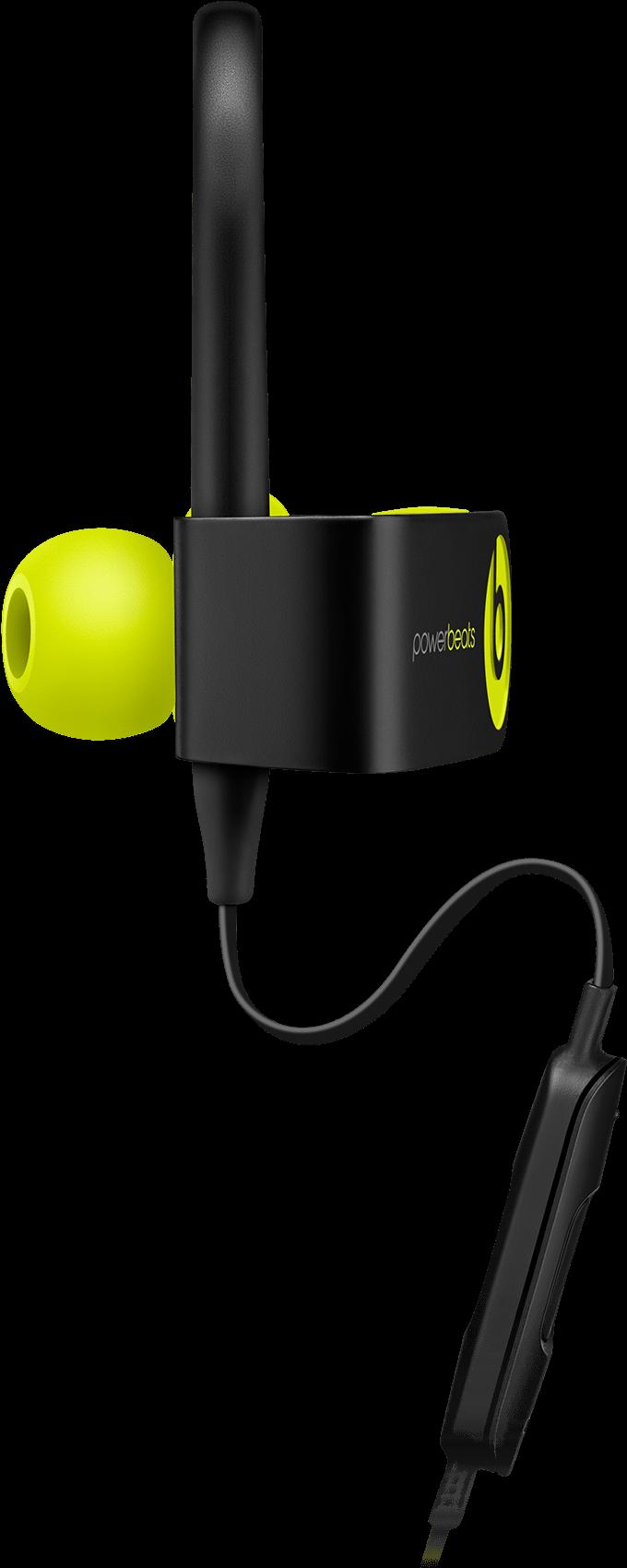 Download HD Audio & Sound - Apple Beats Powerbeats3 Transparent PNG