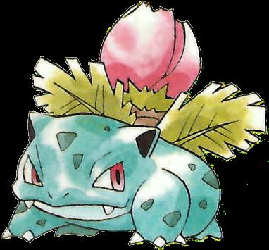 Download HD 002ivysaur Rg - Ds Style 64x64 Pokémon Sprite